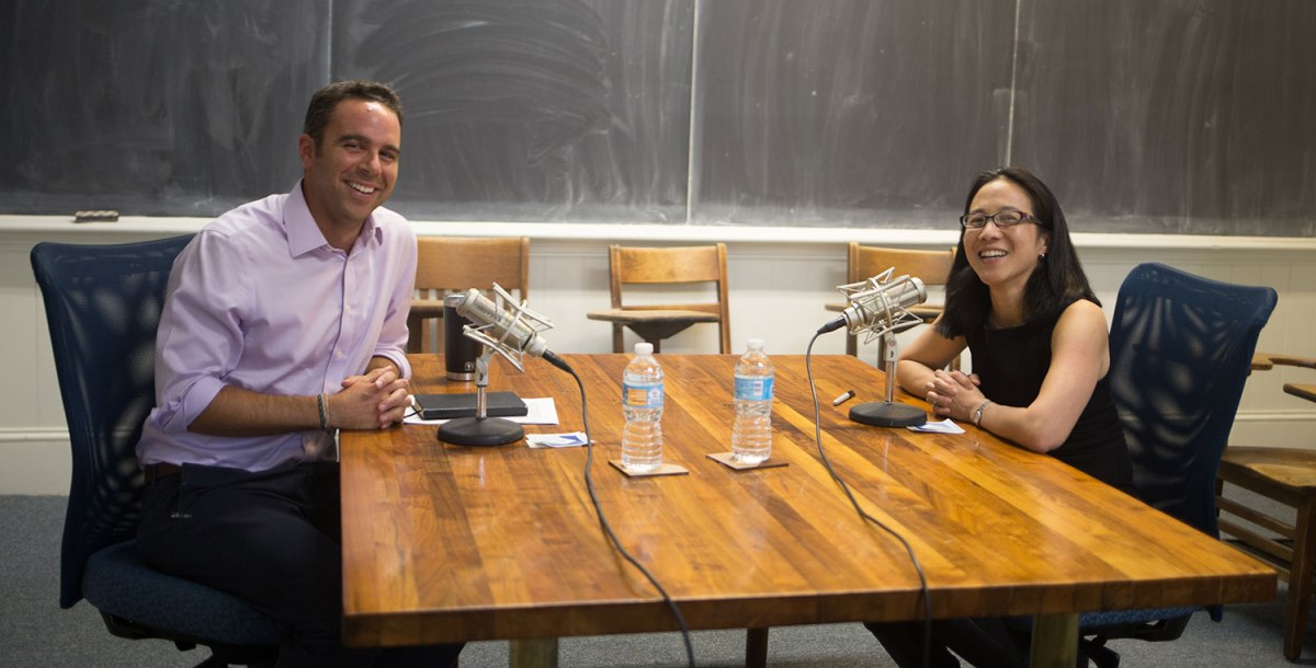 Episode 10: True Grit with Angela Duckworth