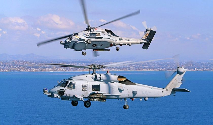 MH-60 Sea Hawk