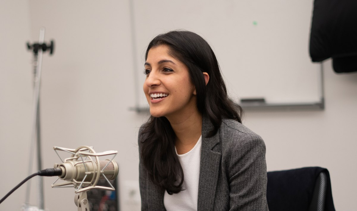 Episode 27: Vimeo CEO Anjali Sud '01